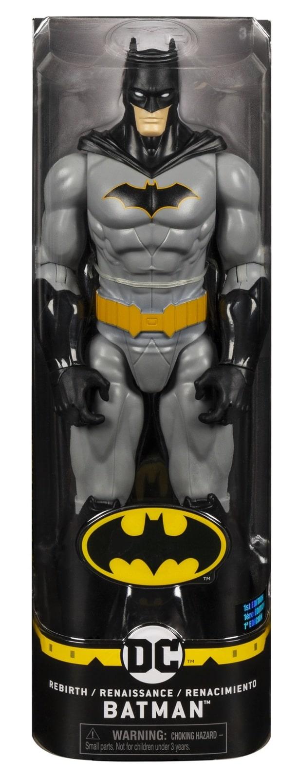 DC COMICS BATMAN 30CM FIGURE - REBIRTH BATMAN - Juniors ...